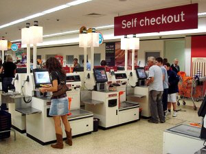 self-checkout-station